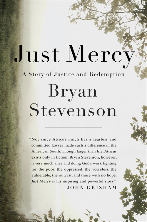 Book Review: Just Mercy by Bryan Stevenson
