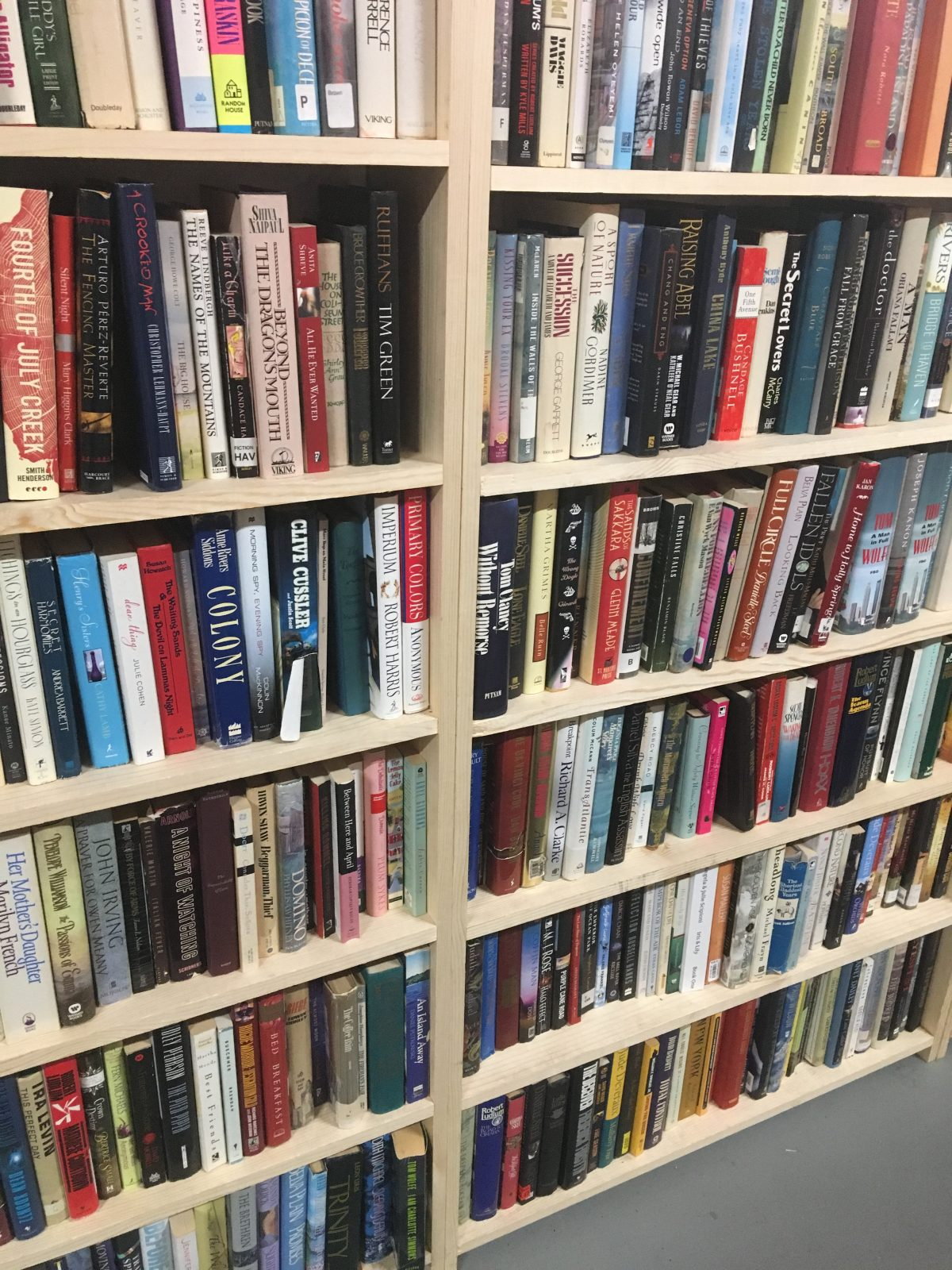 A Book Lover's Paradise